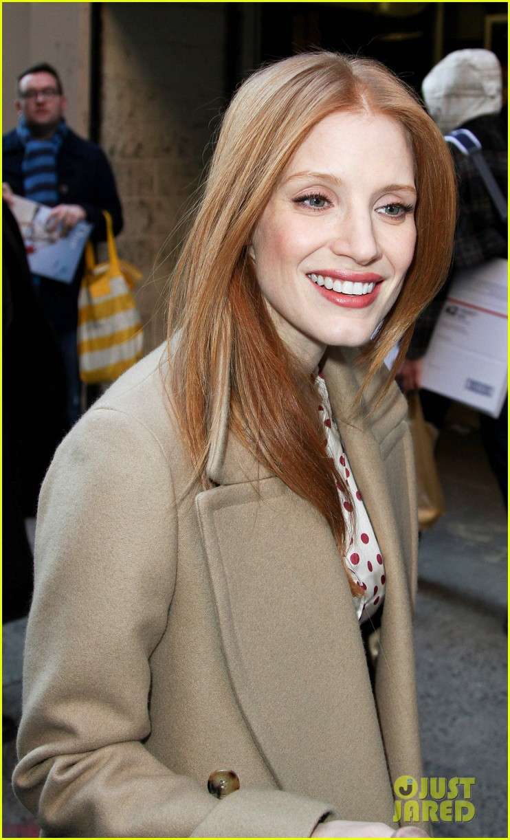 jessica chastain national board of review awards gala 2013 19