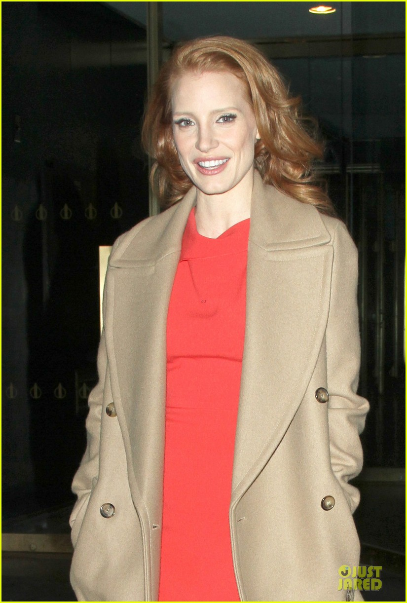 jessica chastain mama promotion on today show watch now 042794456