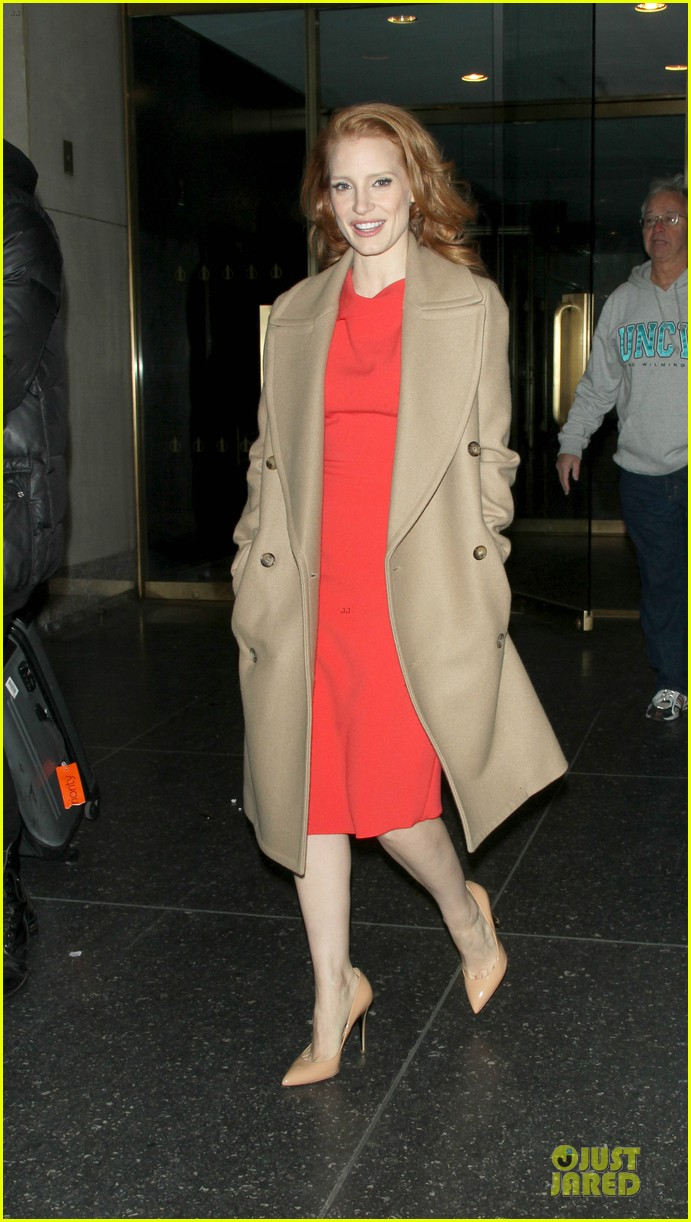 jessica chastain mama promotion on today show watch now 21