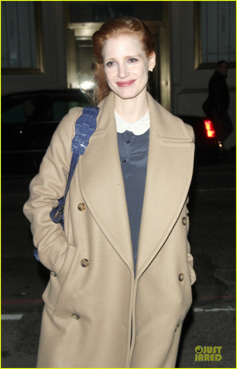 jessica chastain late show with david letterman appearance next week 05