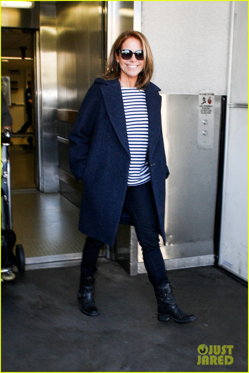 katie couric lands in los angeles after talk show renewal 01