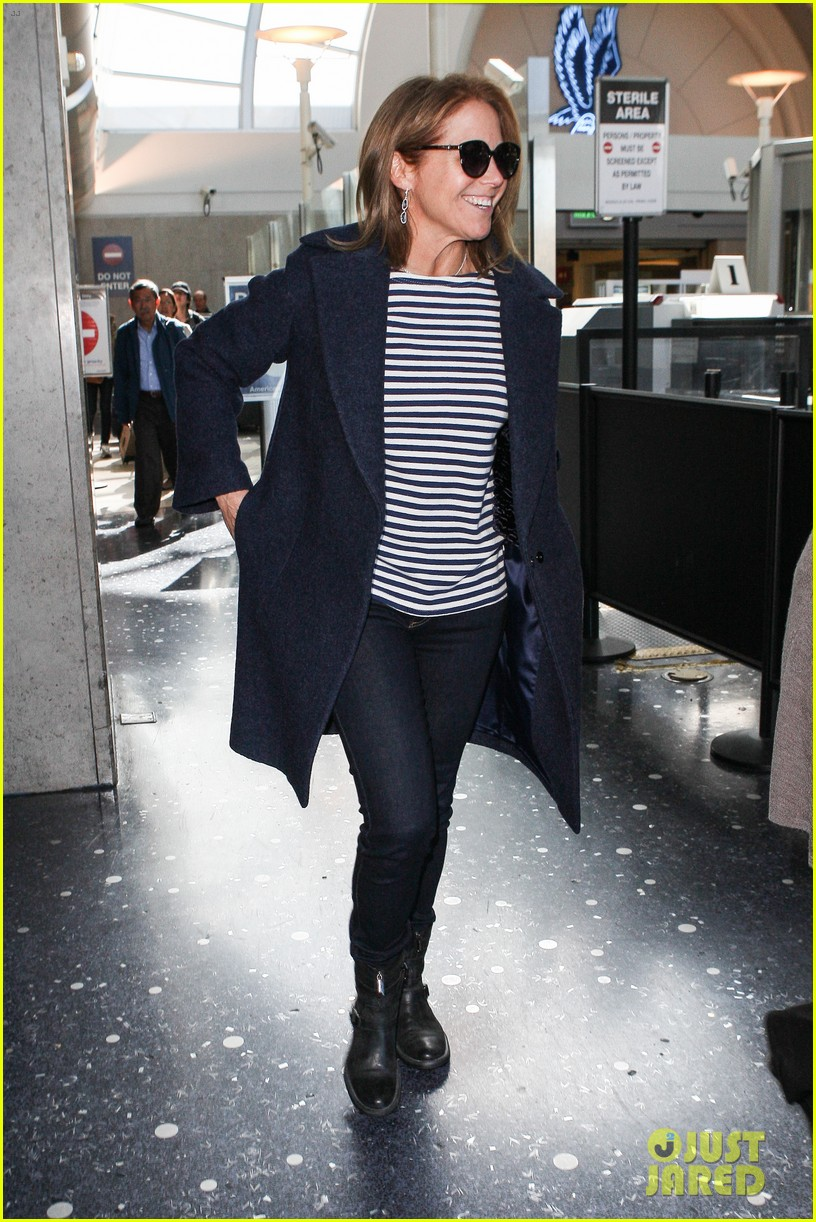 katie couric lands in los angeles after talk show renewal 04
