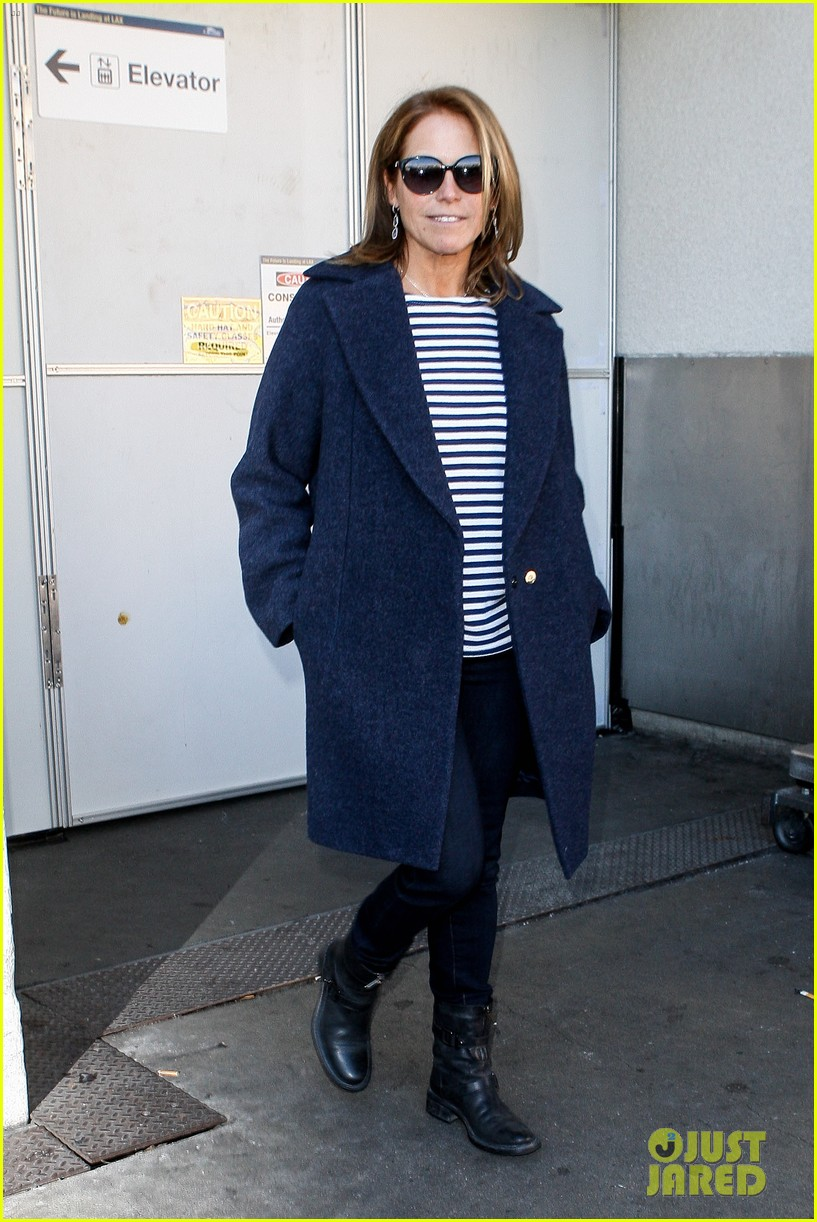 katie couric lands in los angeles after talk show renewal 05