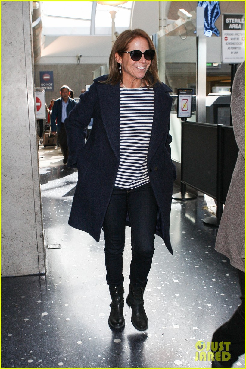 katie couric lands in los angeles after talk show renewal 06