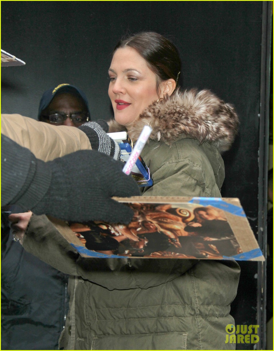 drew barrymore good morning america appearance 02