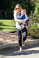 hilary duff mike comrie lakers lovers 03