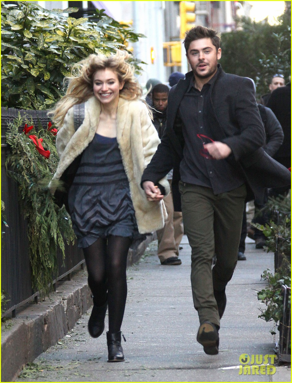 zac efron imogen poots kiss kiss for dating 07