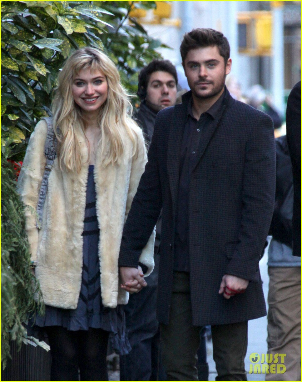 zac efron imogen poots kiss kiss for dating 25