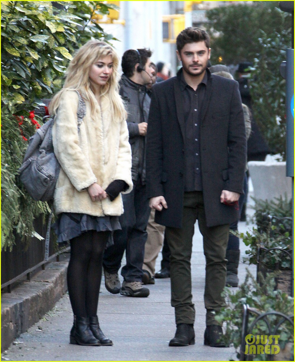 zac efron imogen poots kiss kiss for dating 27