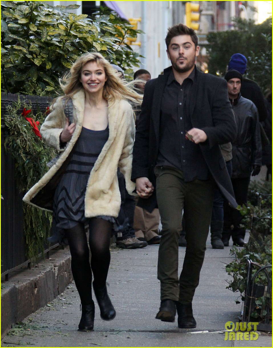 zac efron imogen poots kiss kiss for dating 29