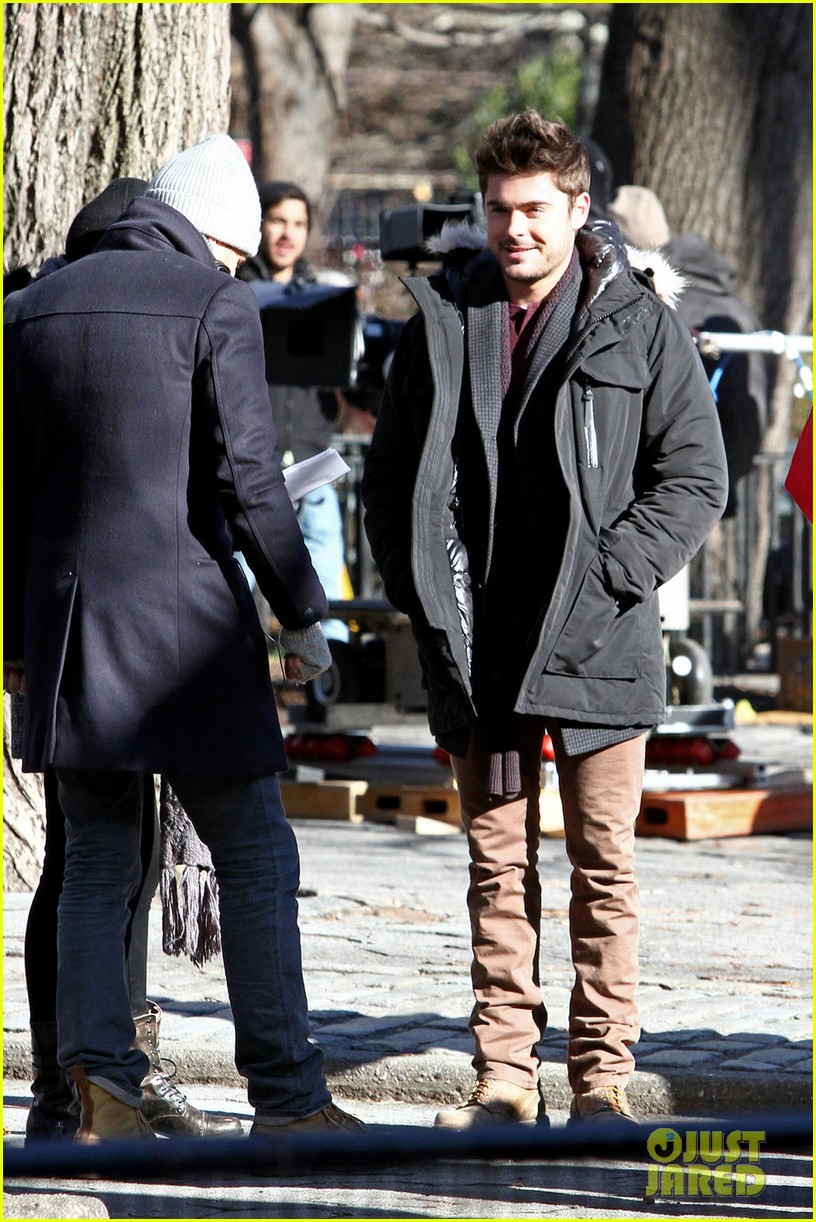 zac efron imogen poots park stroll for dating 03