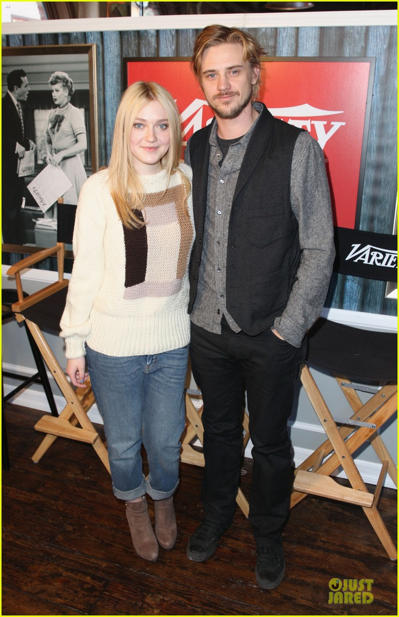 dakota fanning very good girls sundance premiere 04