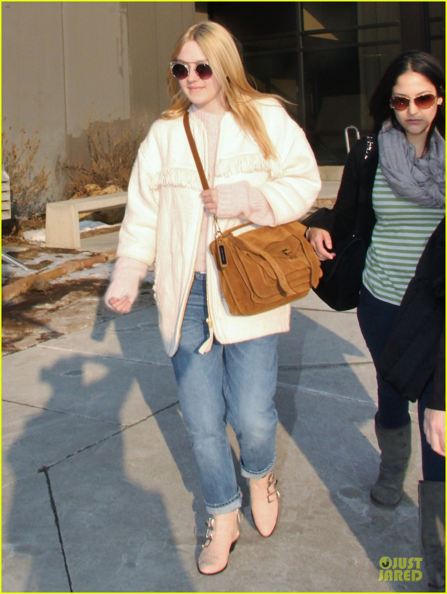 dakota fanning very good girls sundance premiere 05