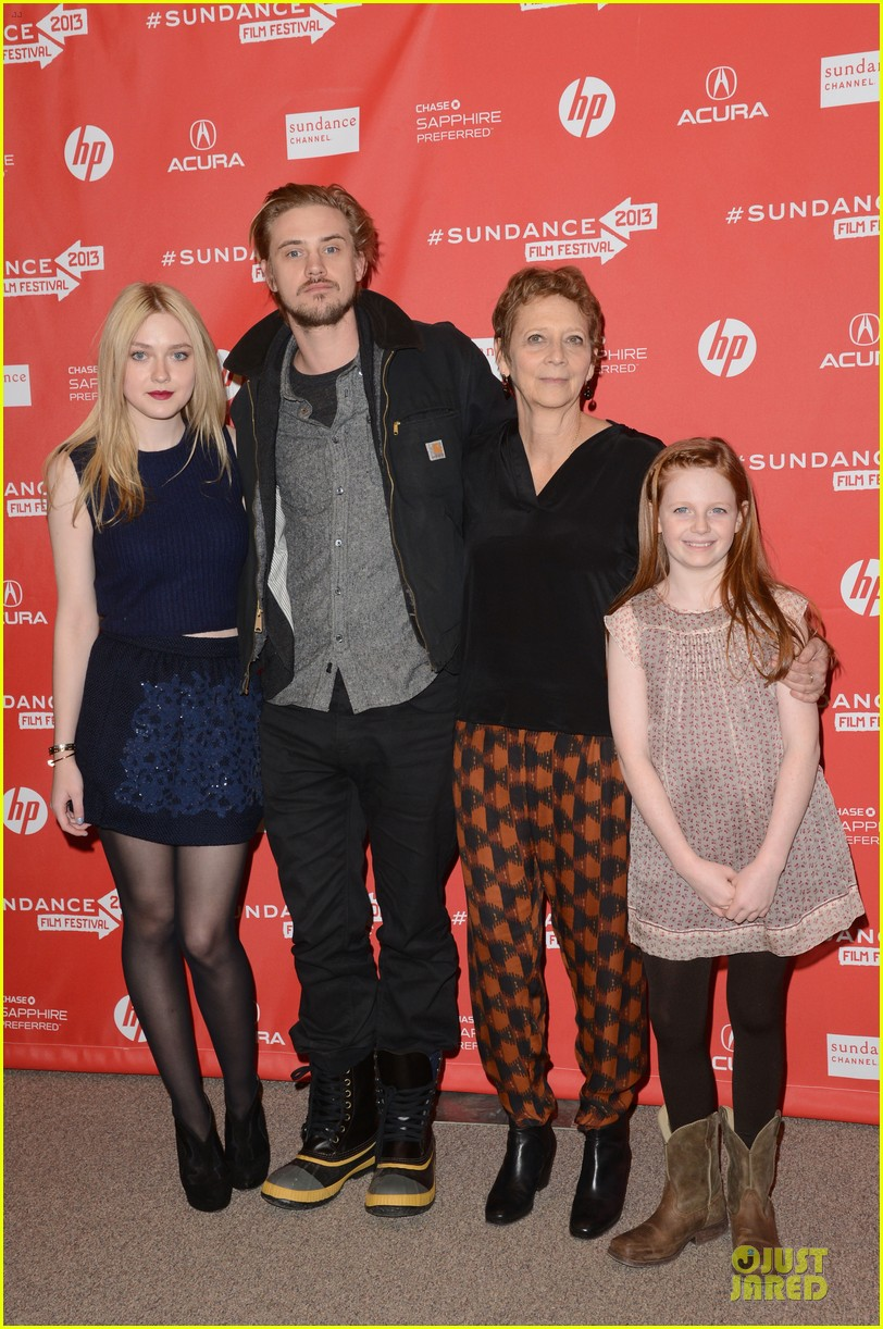 dakota fanning very good girls sundance premiere 13