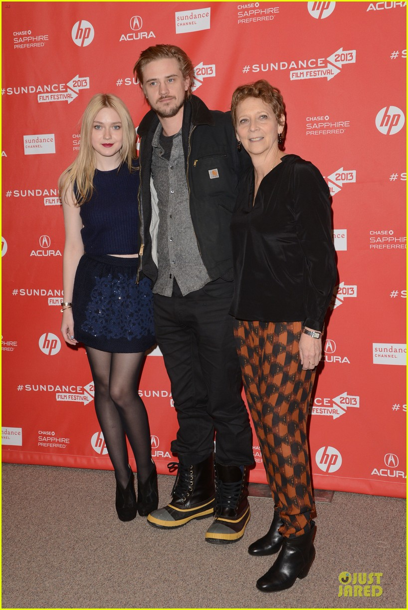 dakota fanning very good girls sundance premiere 17