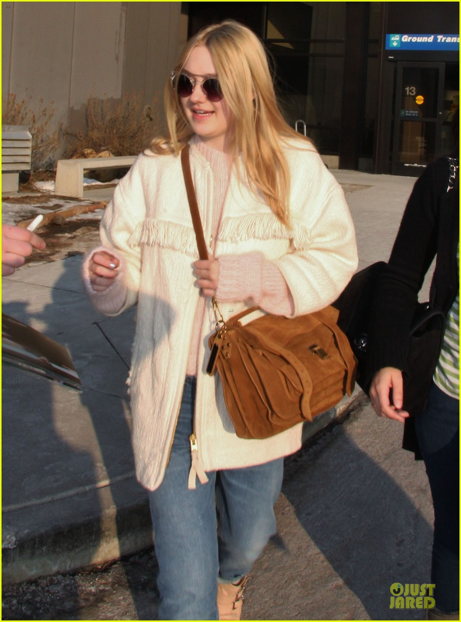 dakota fanning very good girls sundance premiere 21