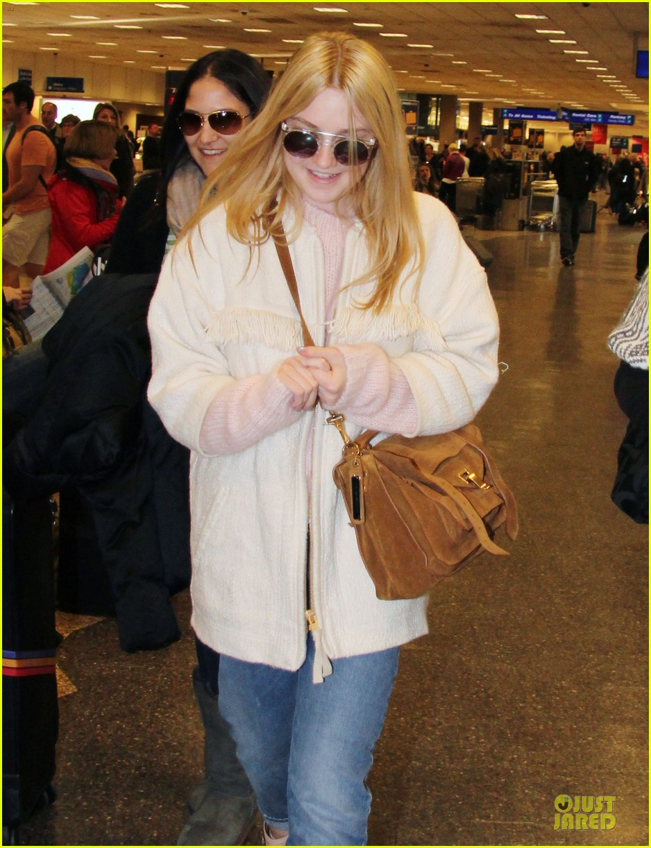dakota fanning very good girls sundance premiere 25