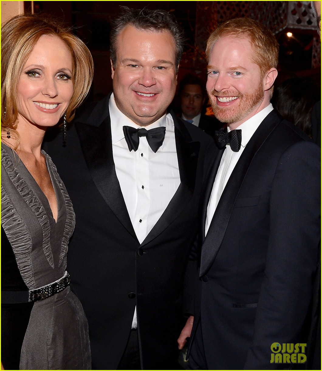jesse tyler ferguson golden globes 2013 red carpet 16