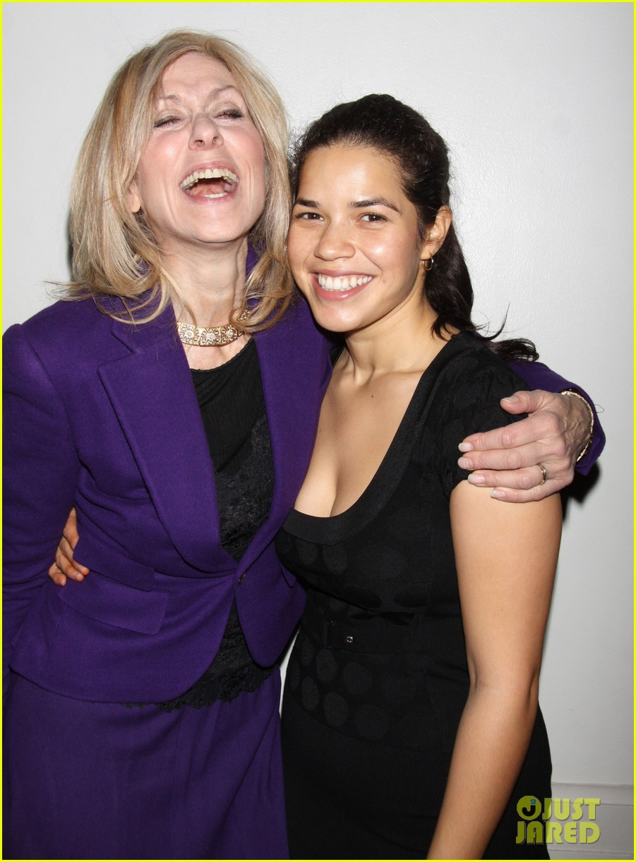america ferrera amber tamblyn bethany after premiere party 10