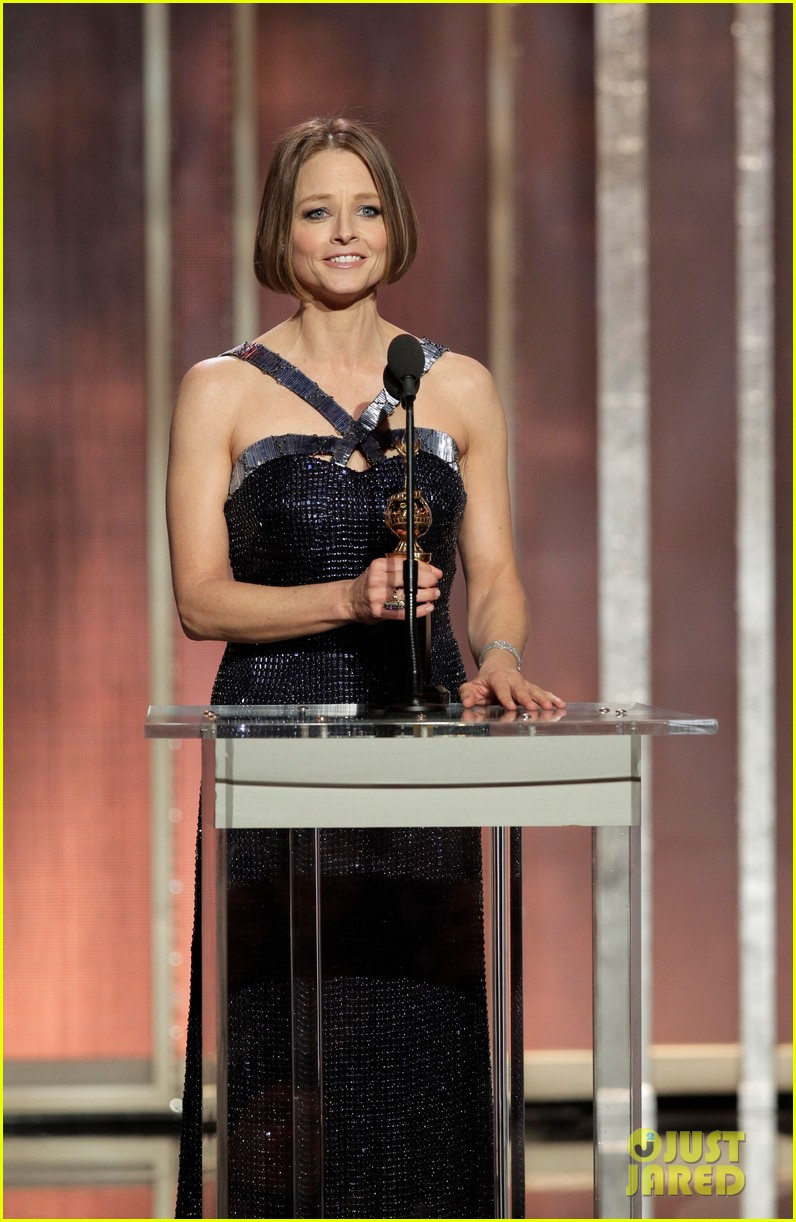 jodie foster coming out speech at golden globes 032791844