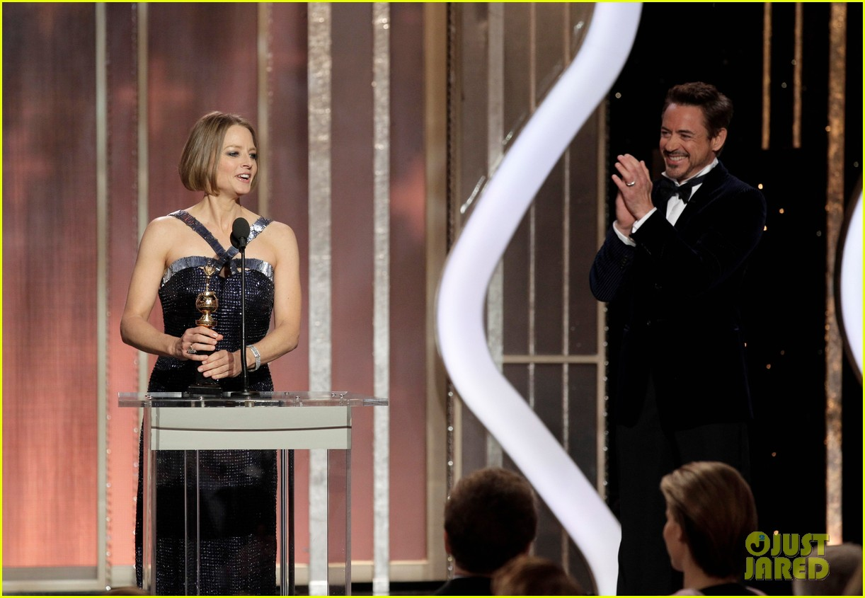 jodie foster coming out speech at golden globes 13