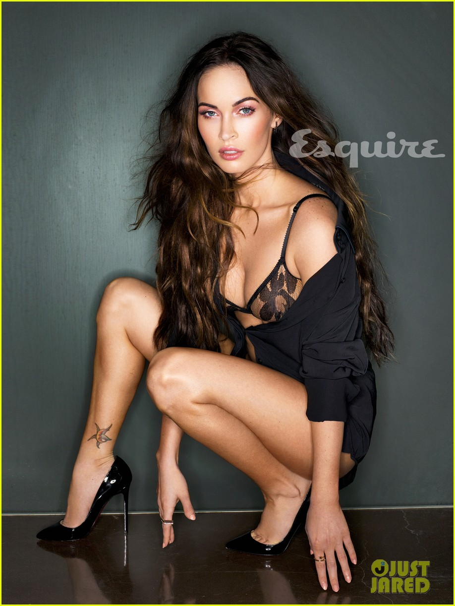 megan fox covers esquire february 2013 012792700