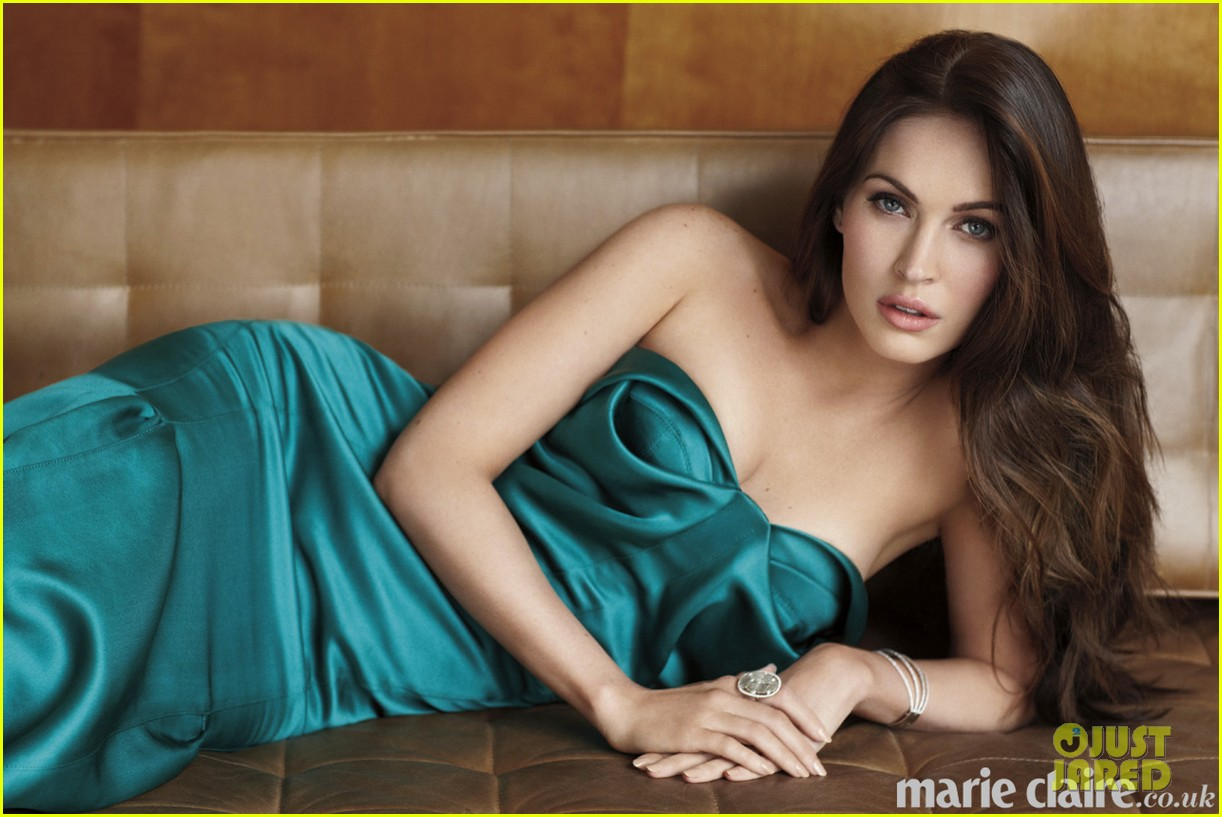 megan fox covers marie claire uk march 2013 02