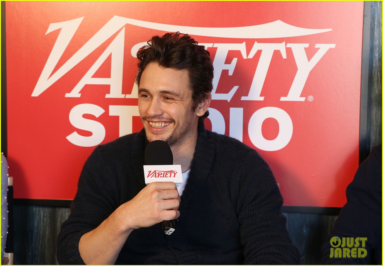 james franco variety studio at sundance 07