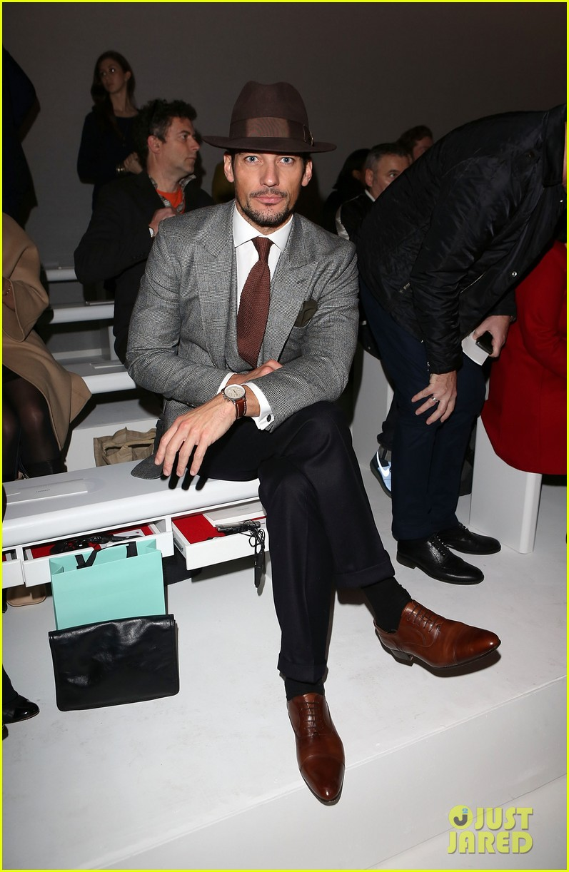 david gandy london collections men shows 032786293