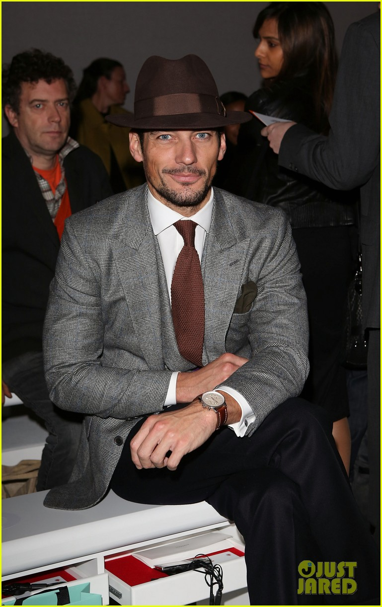 david gandy london collections men shows 092786299