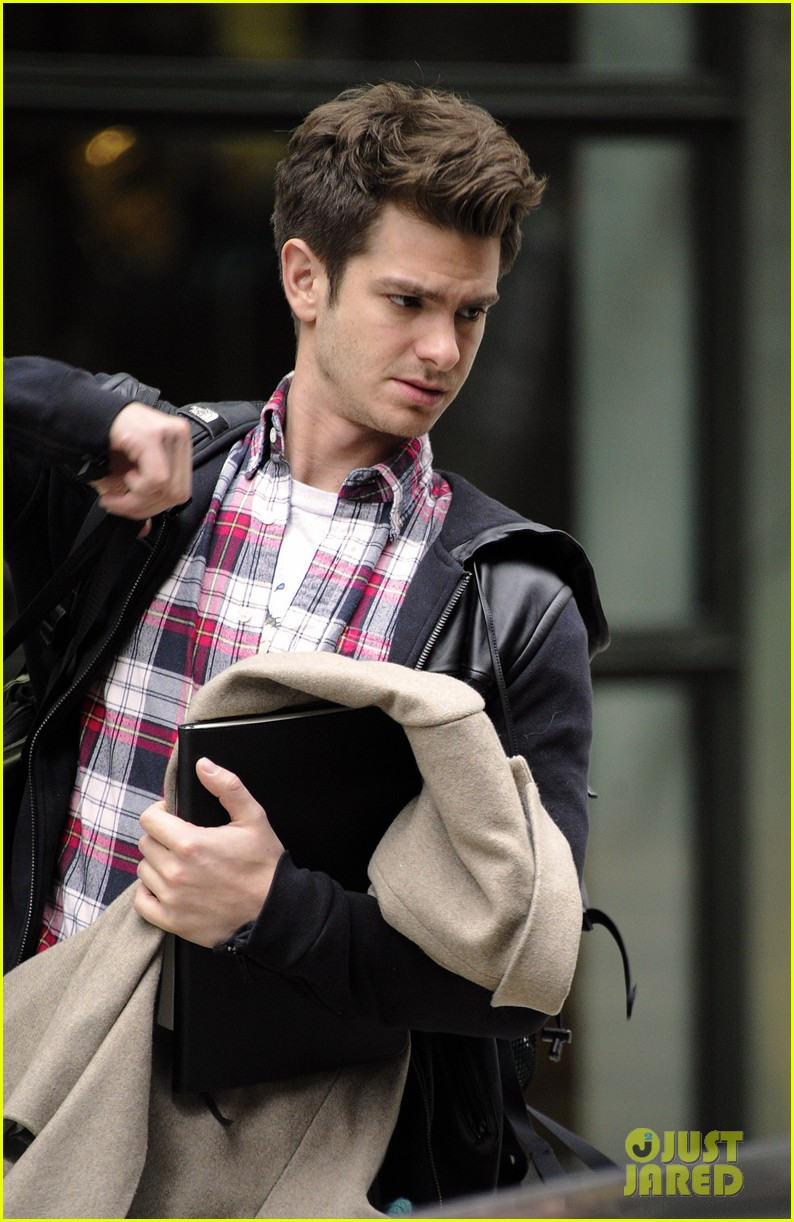 andrew garfield instant chemistry with emma stone 01