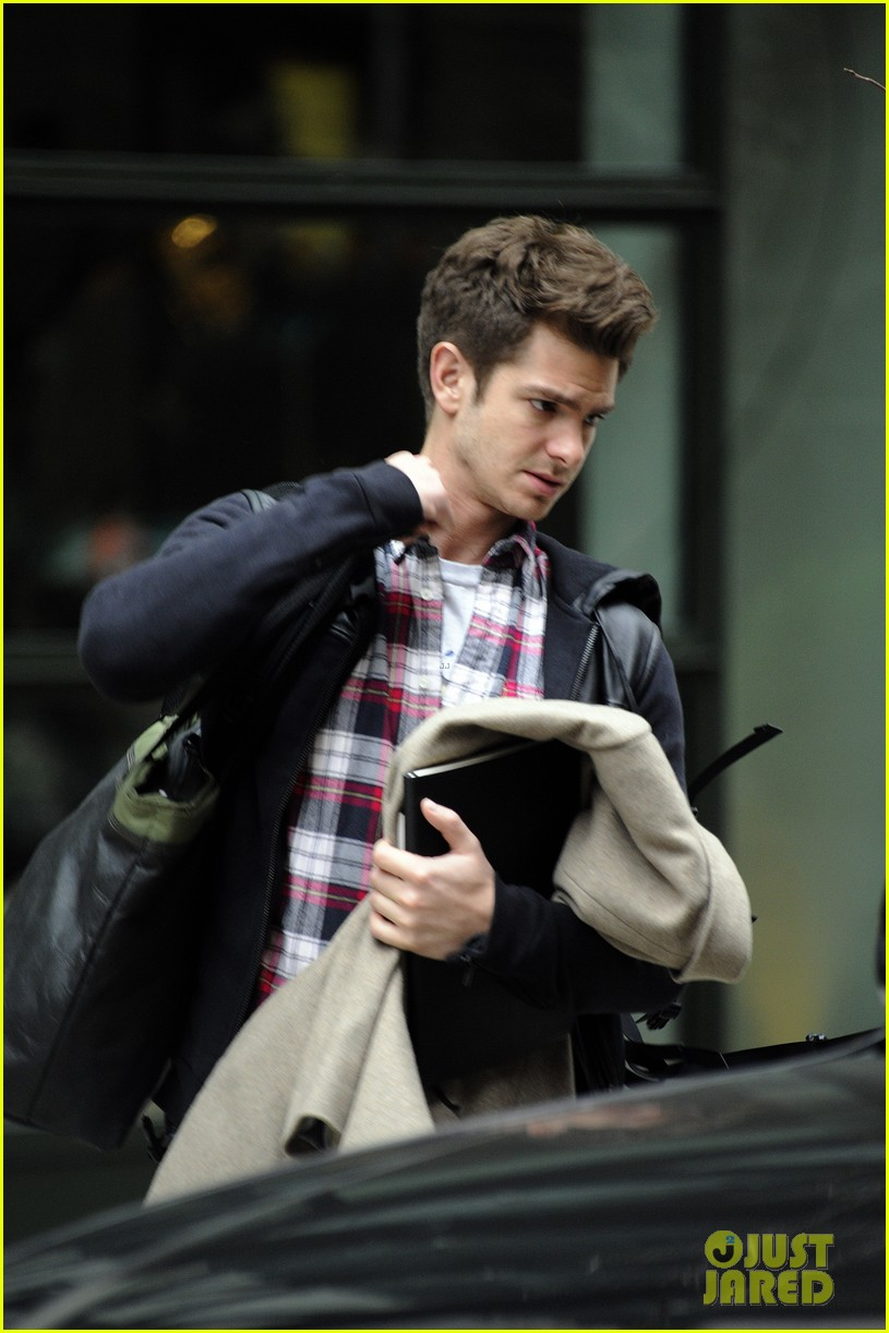 andrew garfield instant chemistry with emma stone 02