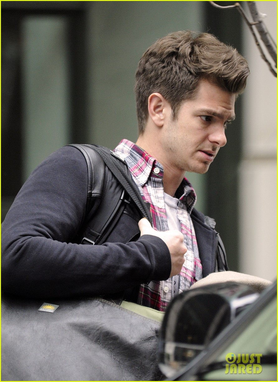 andrew garfield instant chemistry with emma stone 052790666