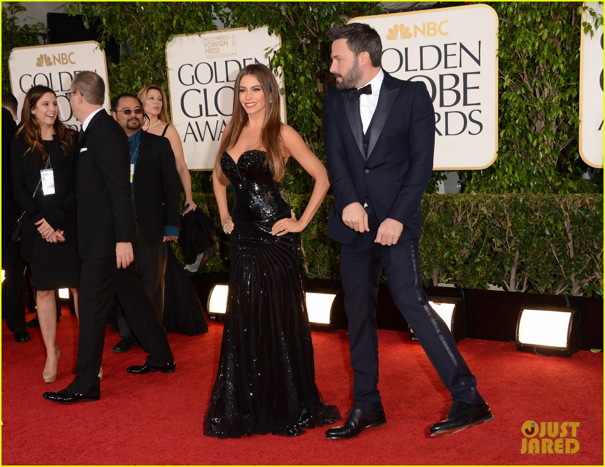 jennifer garner golden globes 2013 red carpet 19