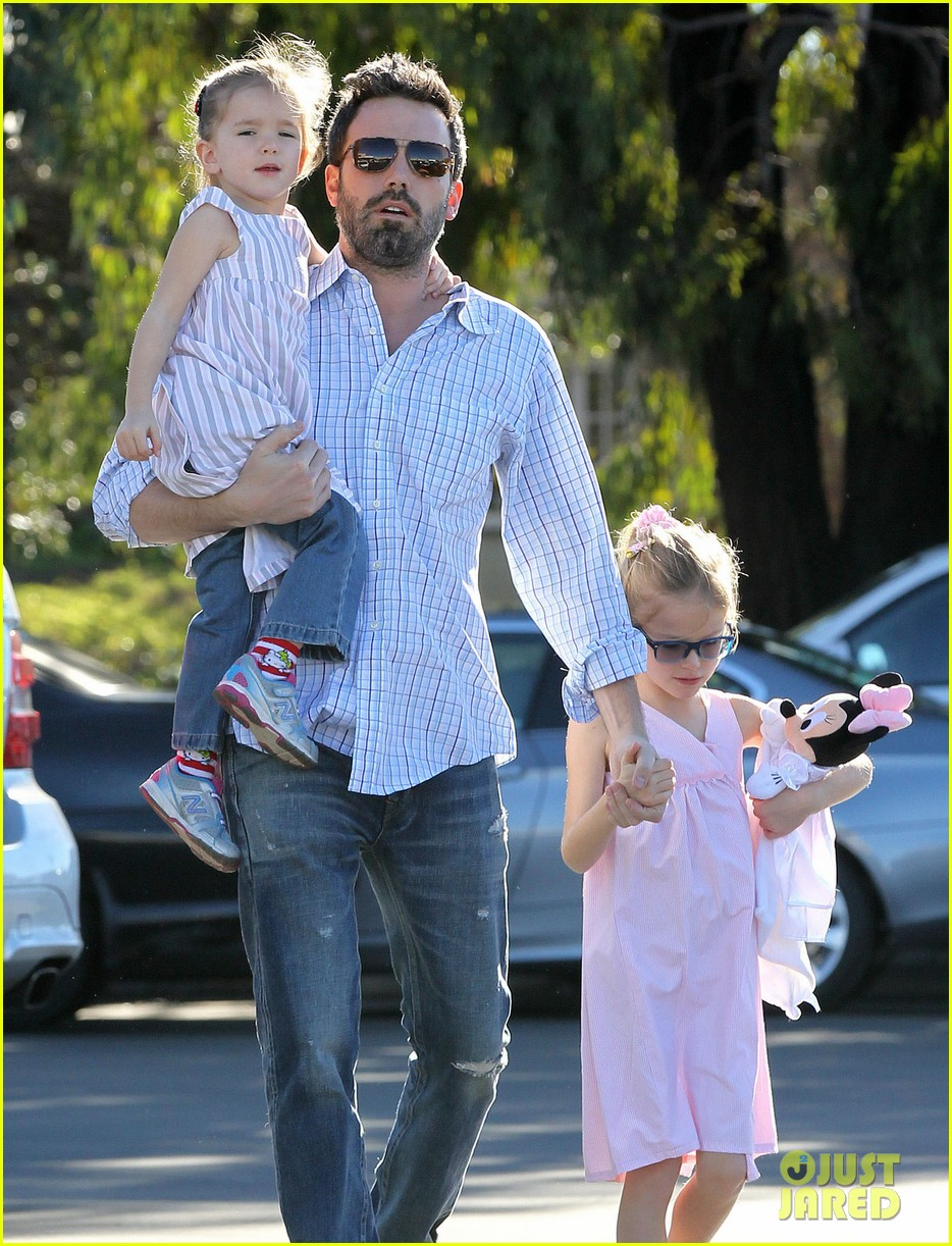 jennifer garner ben affleck weekend outings with the girls 082796346