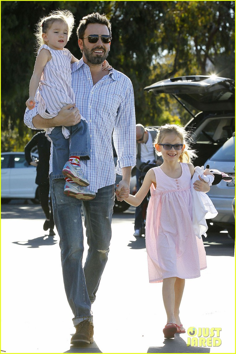 jennifer garner ben affleck weekend outings with the girls 10