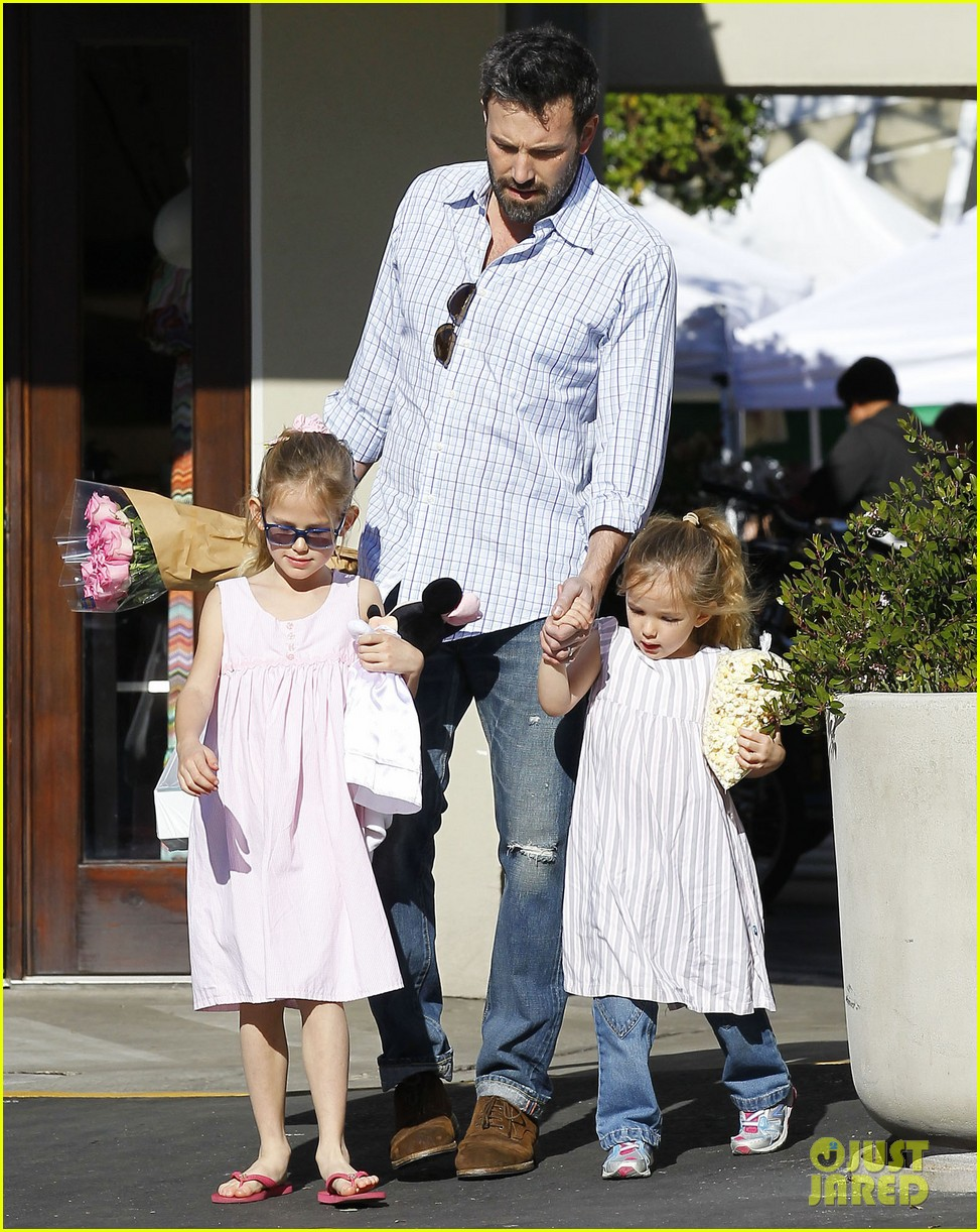 jennifer garner ben affleck weekend outings with the girls 14