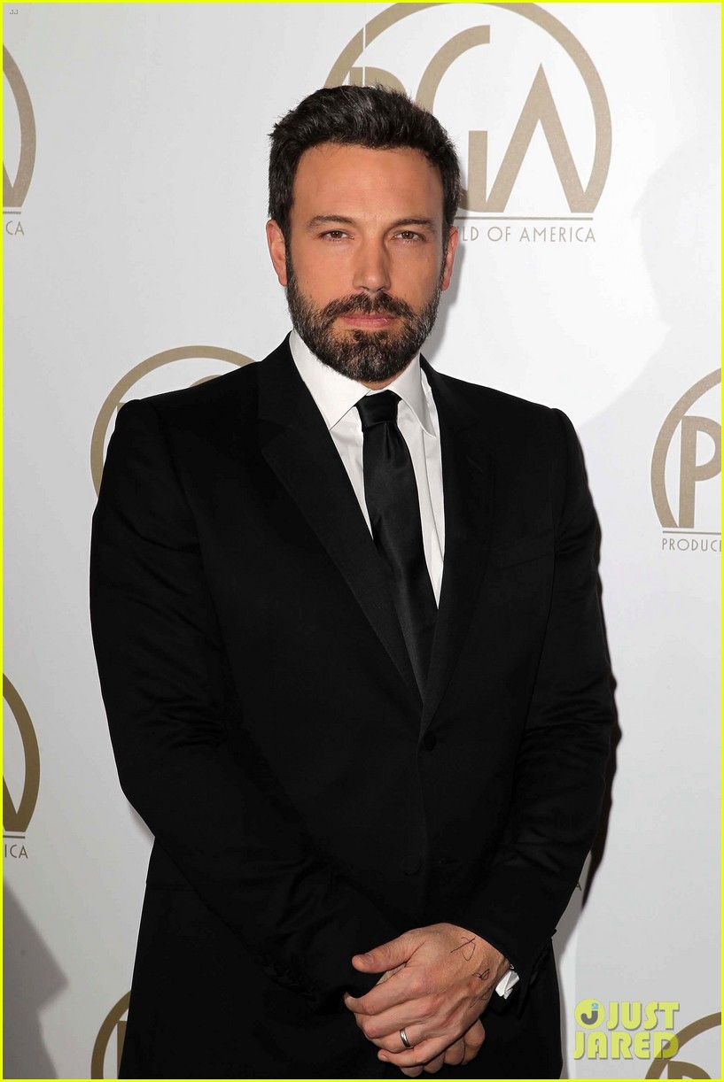 jennifer garner ben affleck pgas carpet 22