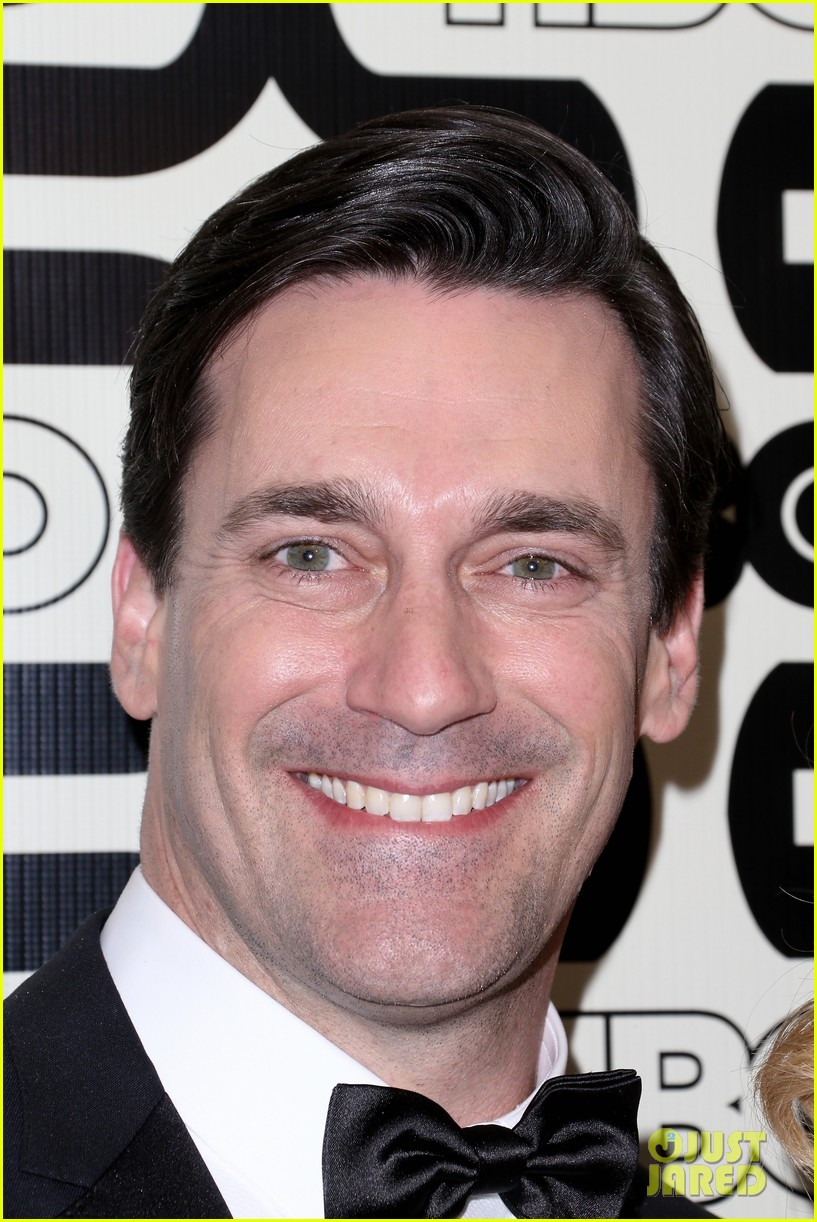 jon hamm golden globes 2013 red carpet 02