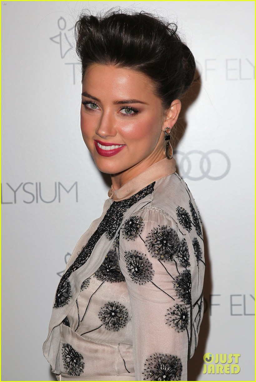 amber heard abigail spencer art of elysium 13