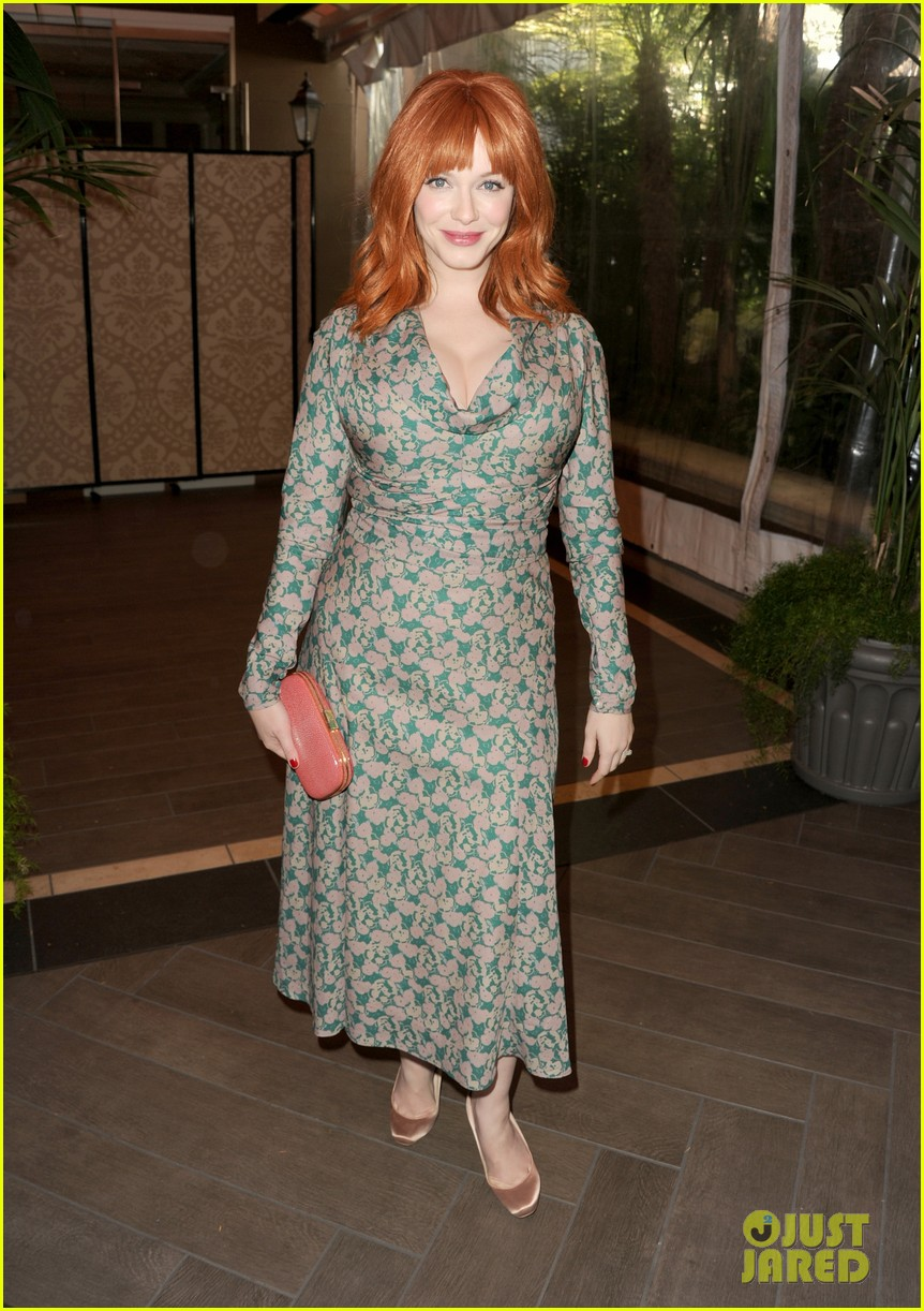 christina hendricks jessica pare afi awards 2013 19