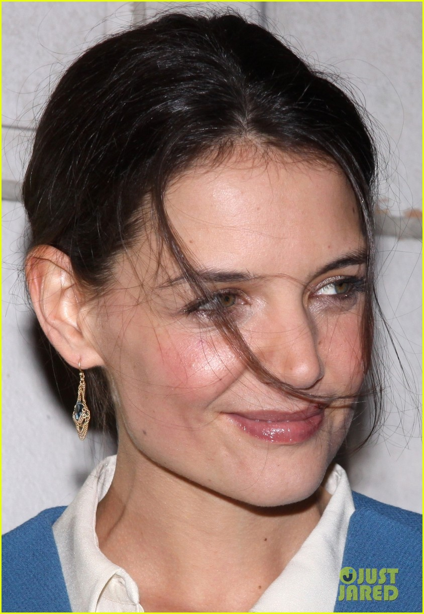 katie holmes the other place broadway opening night 07