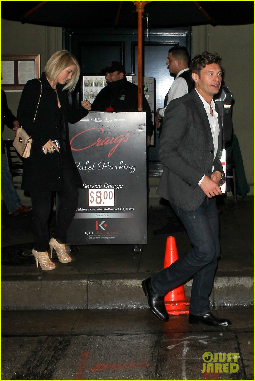 julianne hough ryan seacrest date night 08