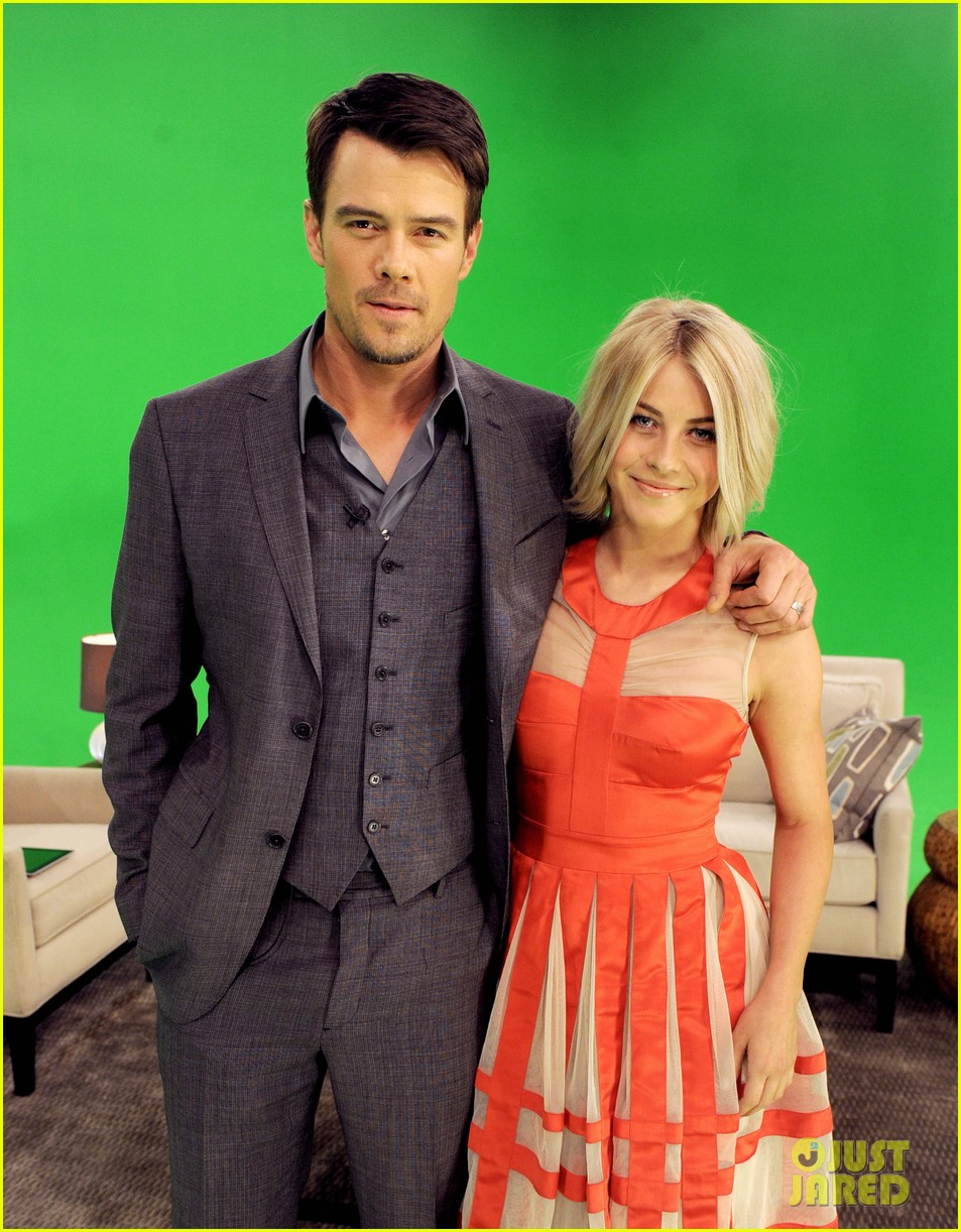 josh duhamel julianne hough a night with safe haven 13