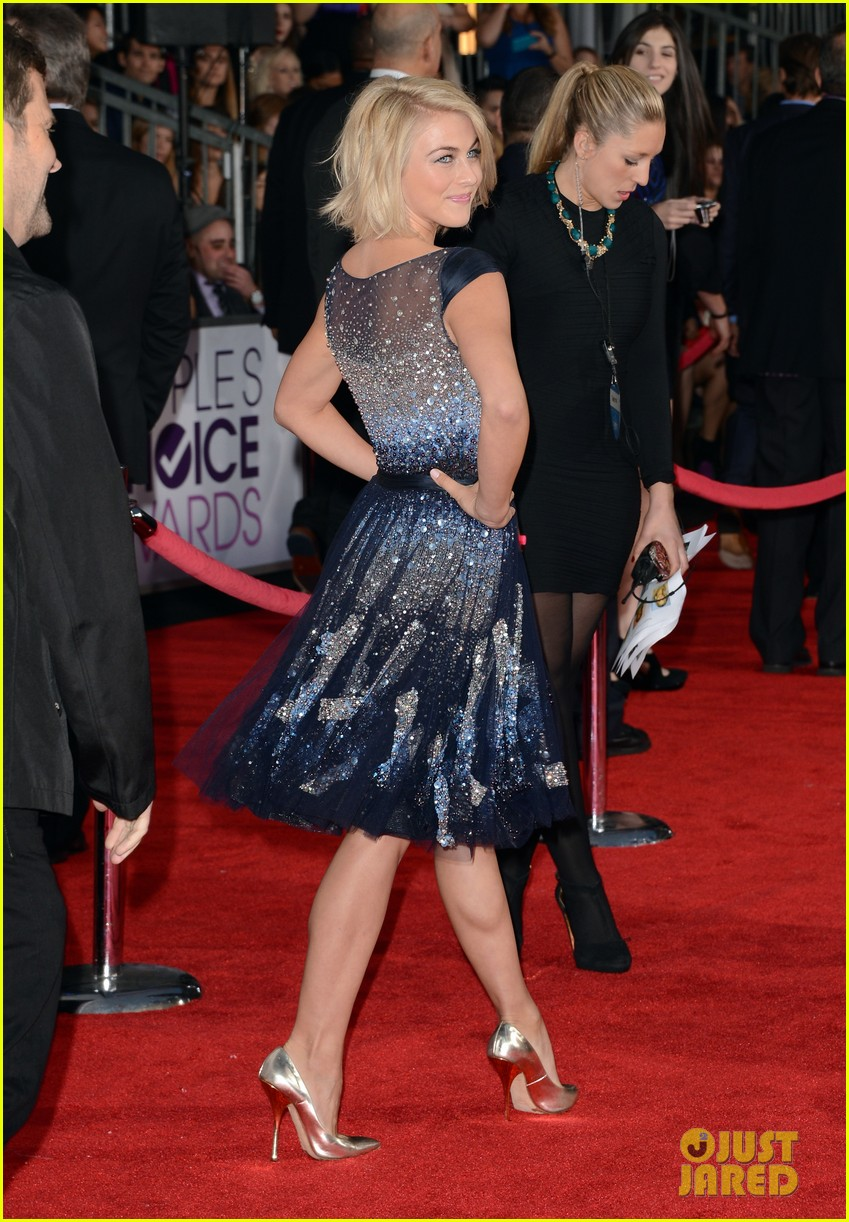julianne hough peoples choice 2013 082787696