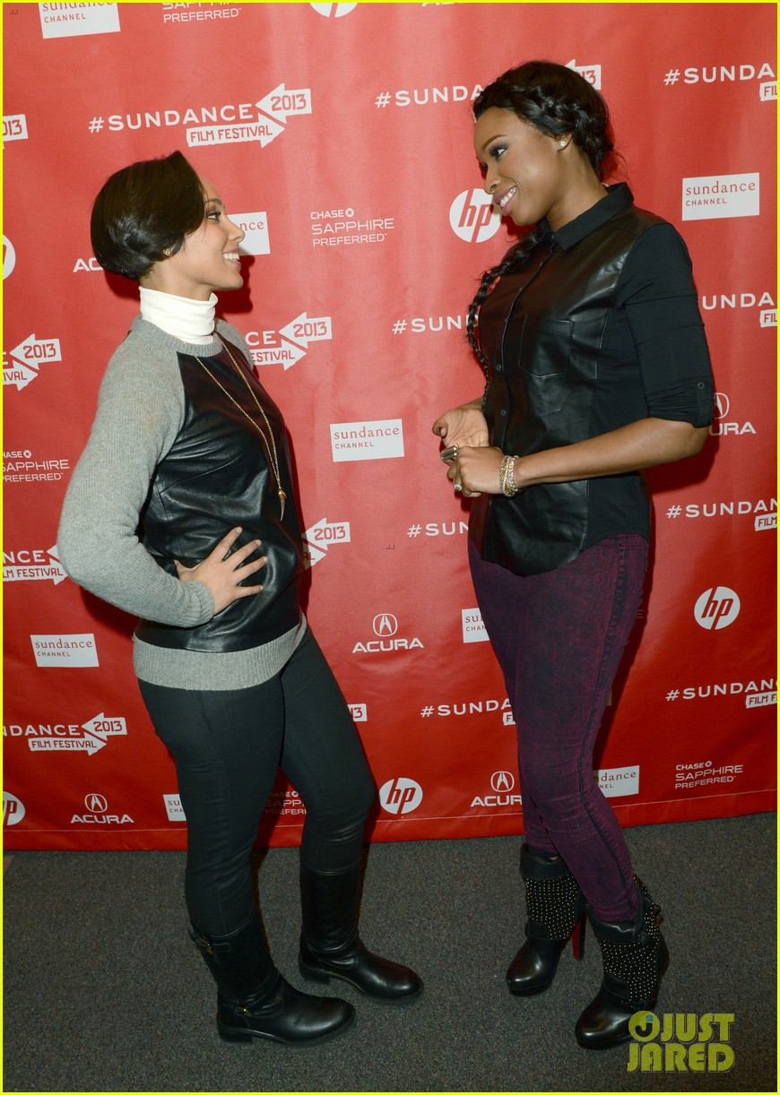jennifer hudson alicia keys defeat of mister and pete screening 01
