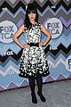 mindy kaling zooey deschanel fox tca all star party 07