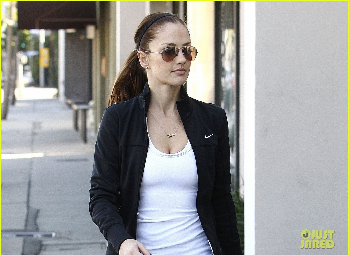 minka kelly west hollywood wednesday 03