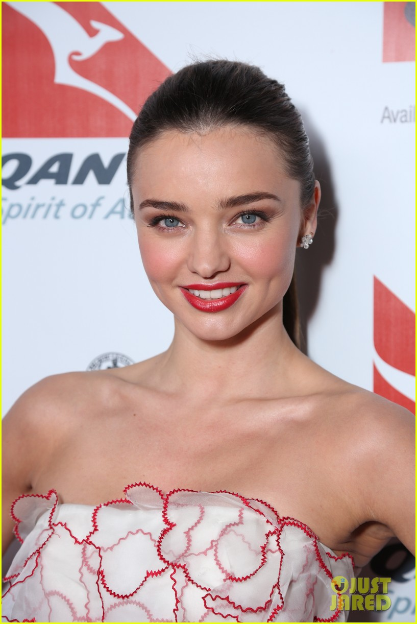 miranda kerr qantas airways vip cocktail party 022788389