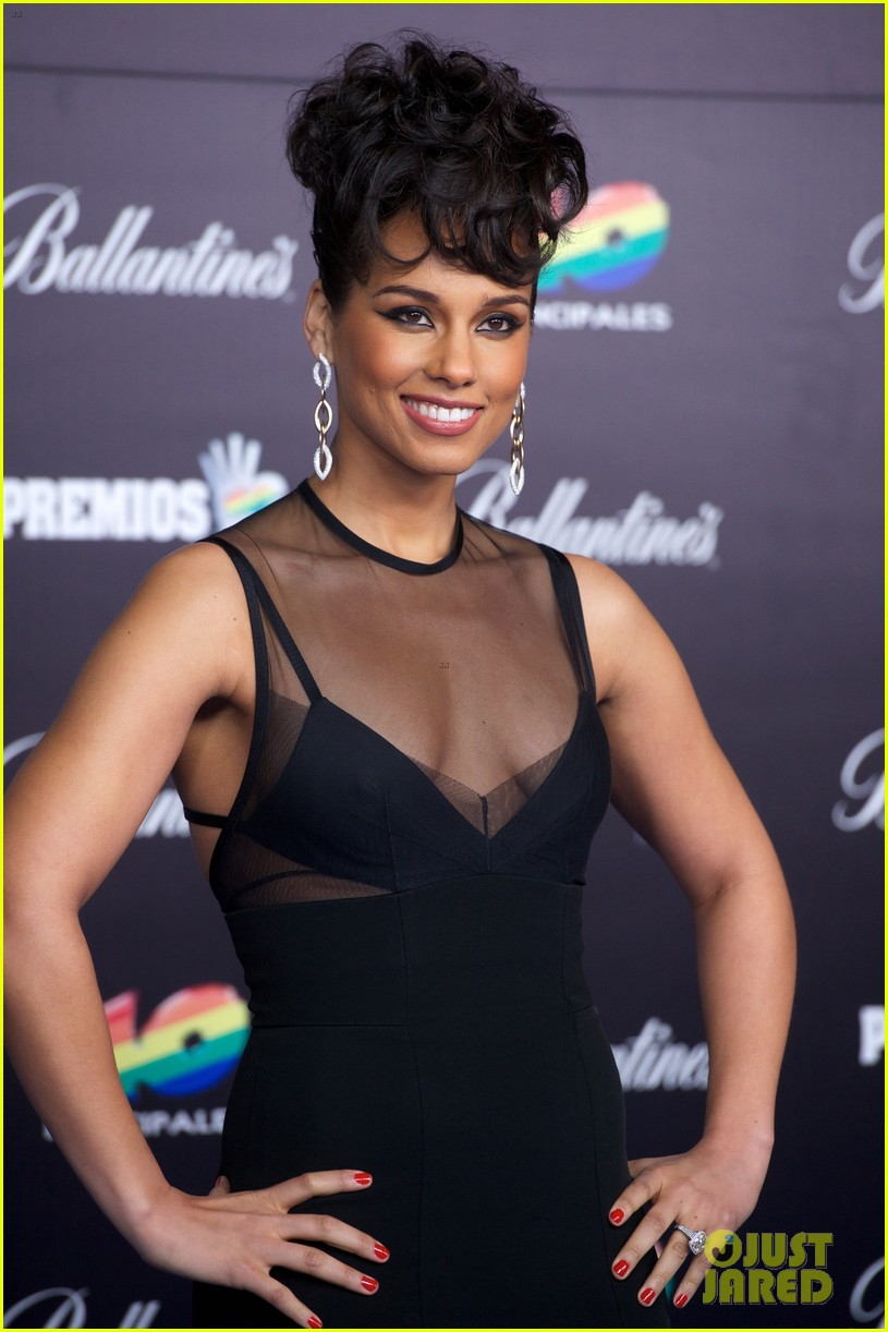 alicia keys 40 principales awards performance watch now 06